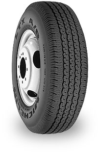 Michelin LTX A/S Tires