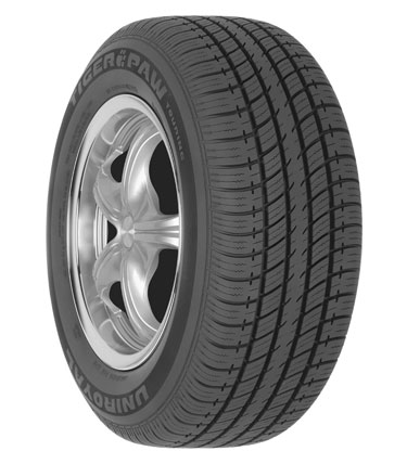 Uniroyal Tiger Paw Touring Tires