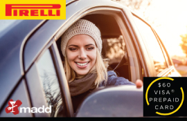Pirelli Tire Fall Rebate