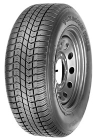 Power King Tires Premium Trailer