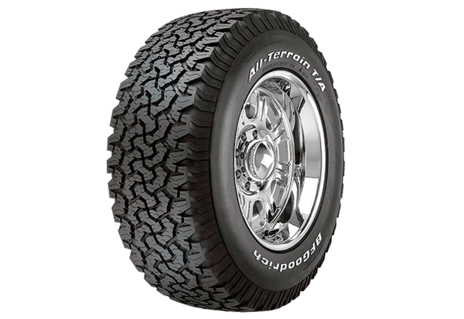 BF Goodrich Tires All-Terrain T/A KO