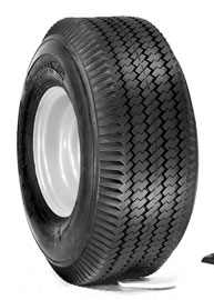 Power King Tires Sawtooth Rib