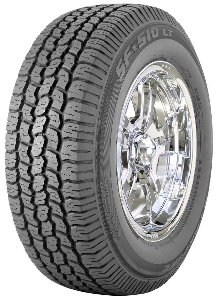 Starfire Tires SF 510 LT