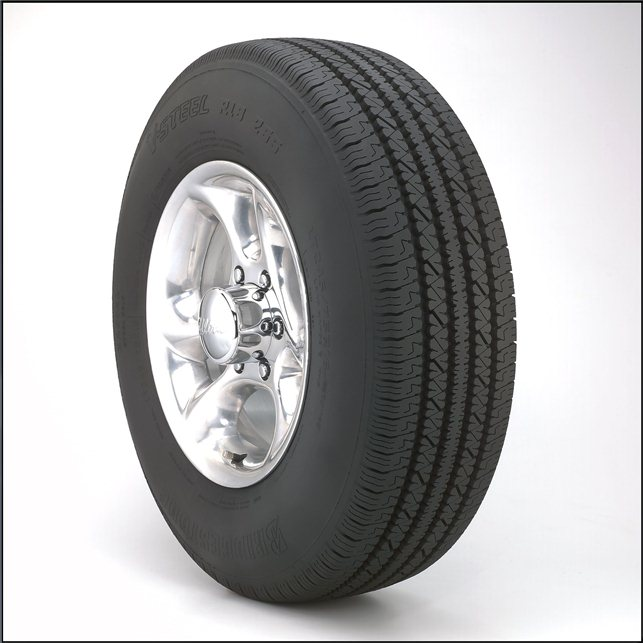 Bridgestone V-Steel Rib 265 Tires