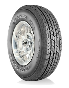 Mastercraft Courser HTR Tires