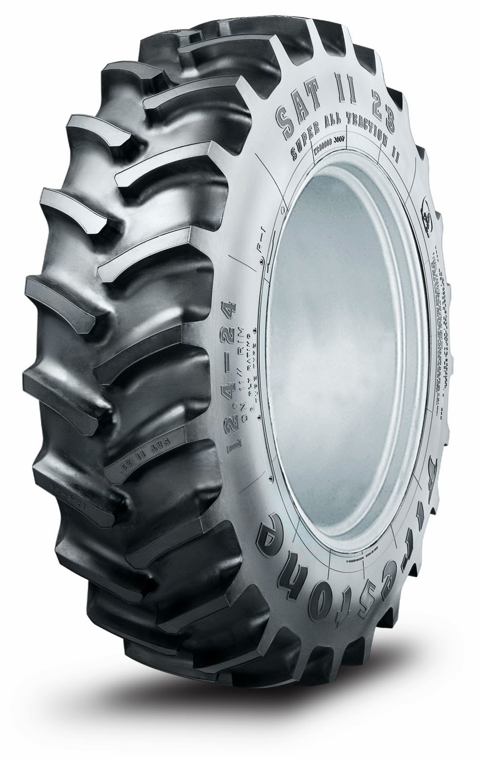 Firestone Tires Super All Traction II 23° R1