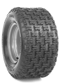 Nanco N606 Dirt Track Tires