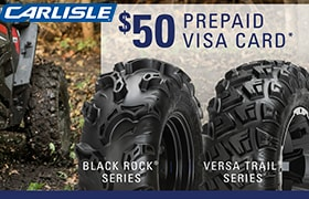 Carlisle Fall tire rebate