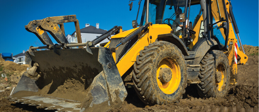 R-4 Industrial Tractor Tires