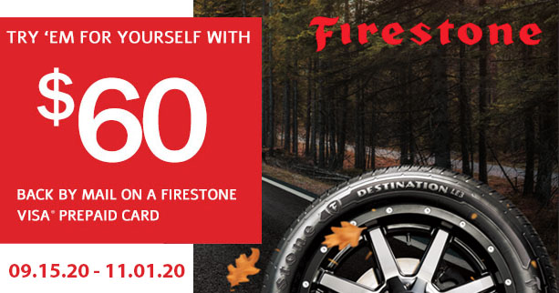 Firestone Tire Rebate