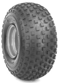 Nanco N602 Knobby Tires