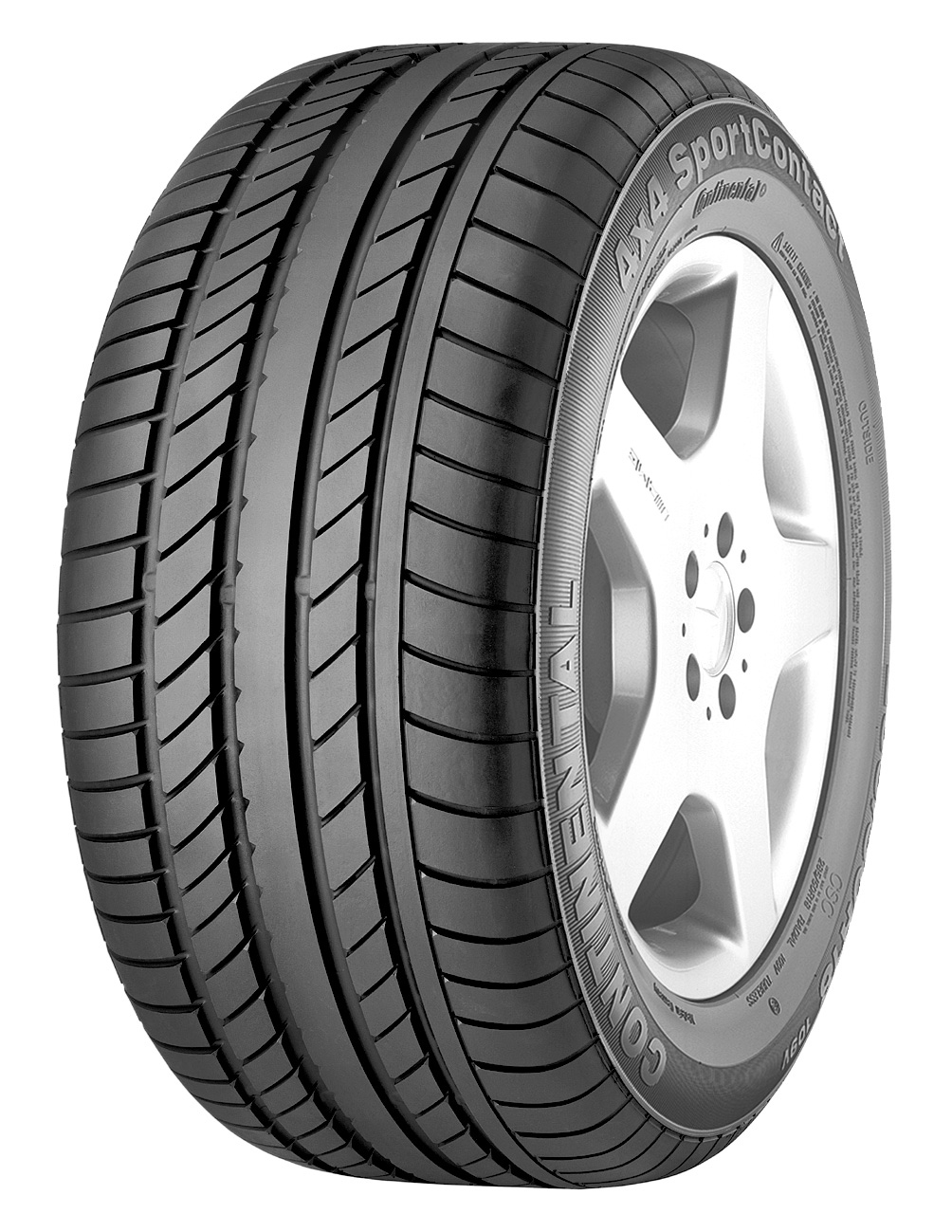 Continental Tires 4X4 SportContact