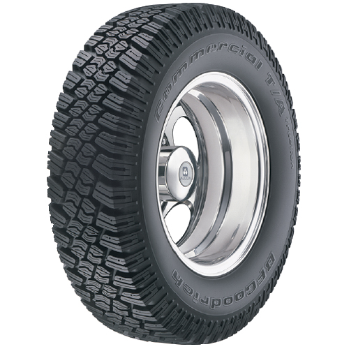 BF Goodrich Tires Commercial T/A Traction