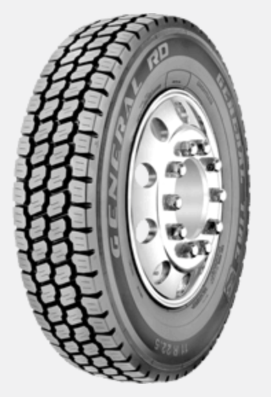 General RD Tires