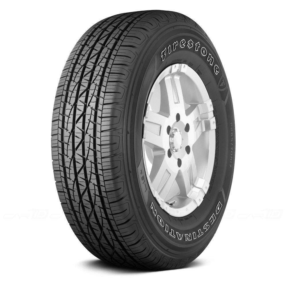 Firestone Destination LE 2 Tires