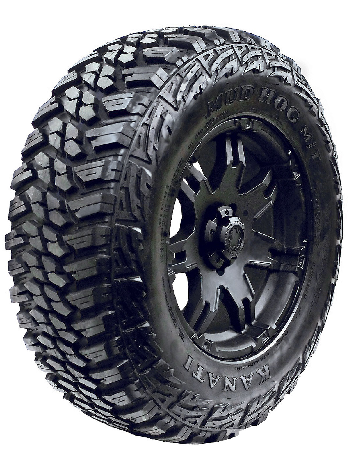 Kanati Tires Mud Hog