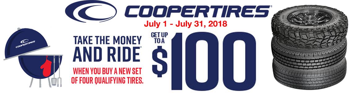 Cooper Discoverer Srx 265 70r18 116s Wl Tires