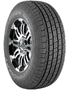 Mastercraft Courser HSX Tour Tires
