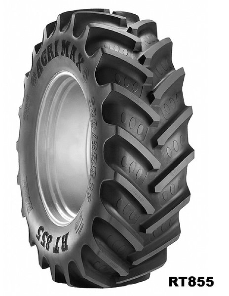 BKT Tires Agrimax RT855