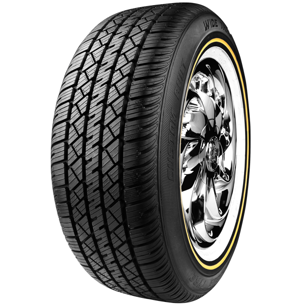 Vogue Tires Custom Built Radial Wide Trac Touring Tyre II