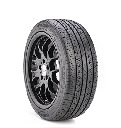 Fuzion Tires UHP Sport A/S